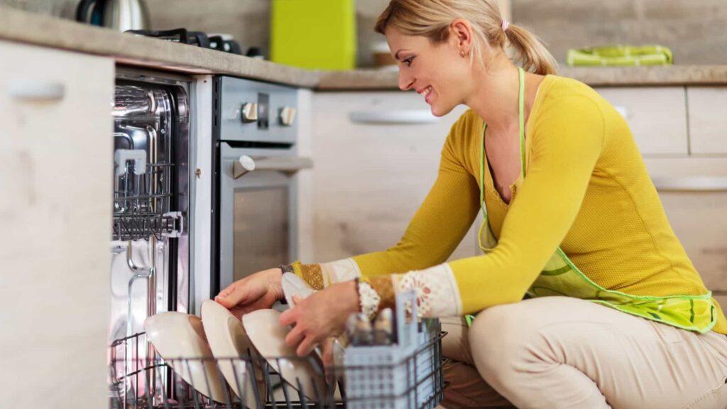 Using a Dishwasher