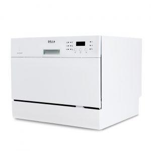 DELLA Mini Compact Countertop Dishwasher