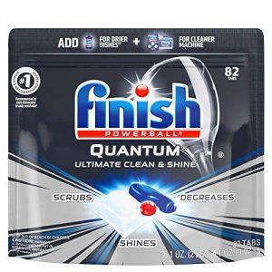 Finish - Quantum - 82ct - Dishwasher Detergent