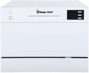Magic Chef Energy Star 6-Place Setting MCSCD6W5
