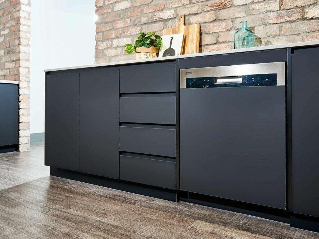 Semi Intigrated Dishwasher