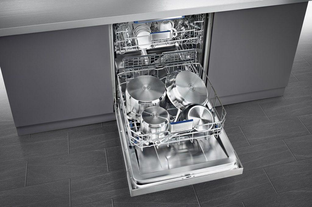 XXL dishwasher